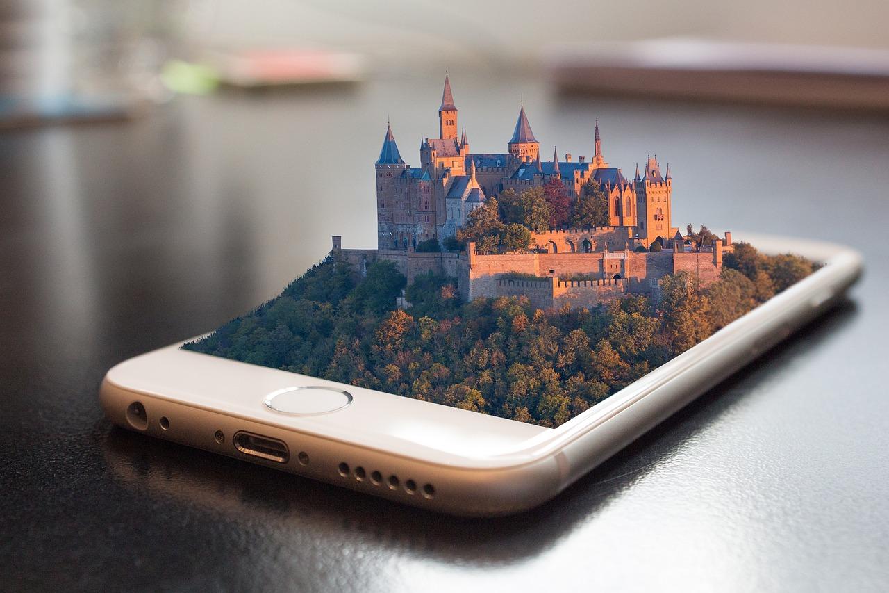 Smartfon turystyczny