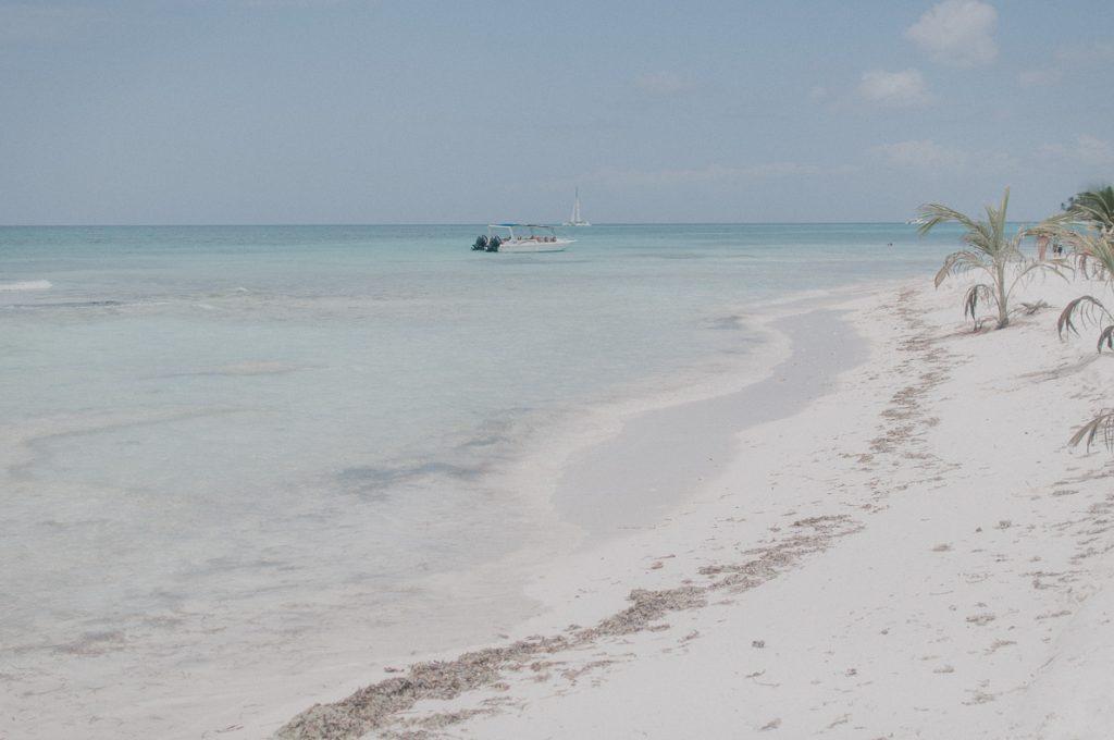Wyspa Saona na Dominikanie